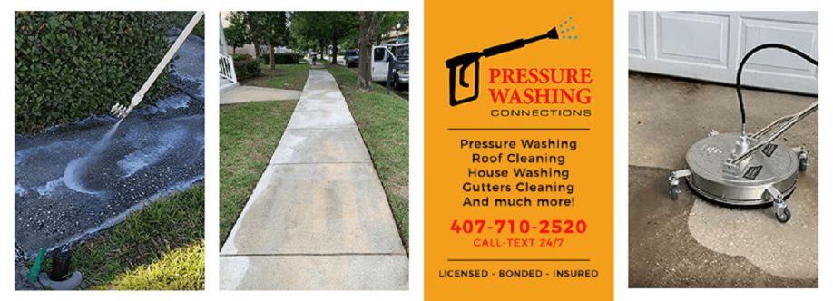 Pressure Washing Connections