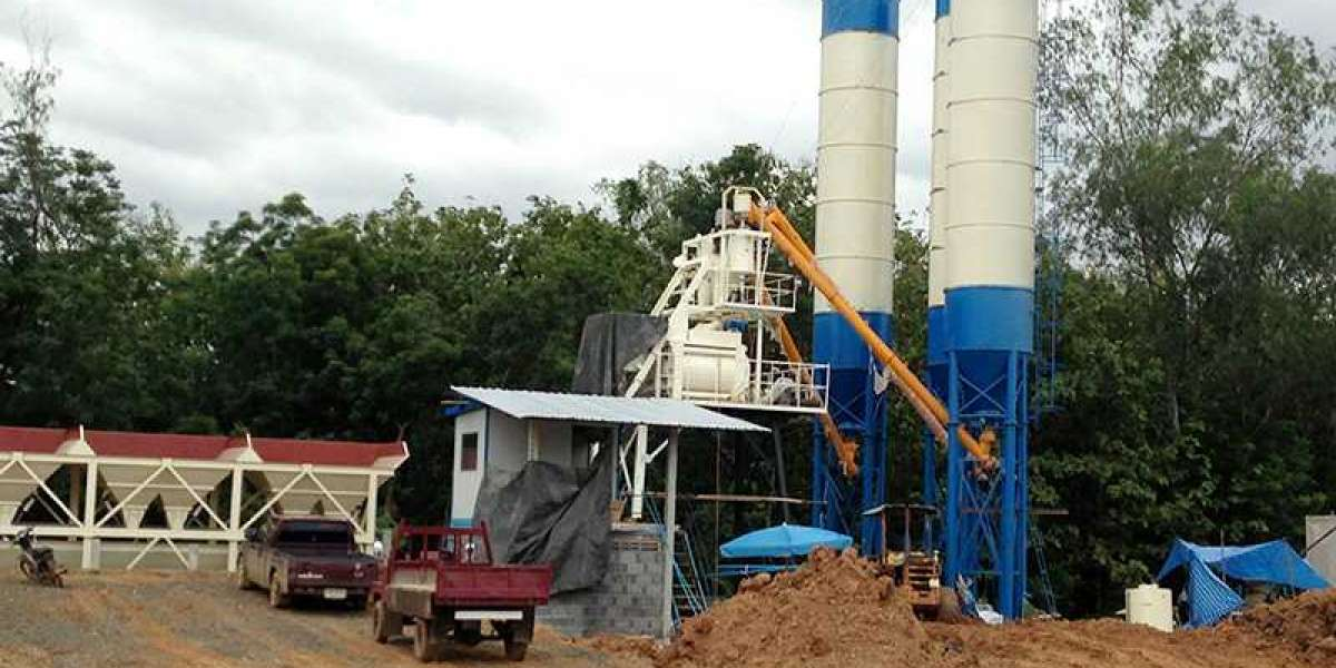 Some Great Benefits Of Investing In A Ready Mix Concrete Plant
