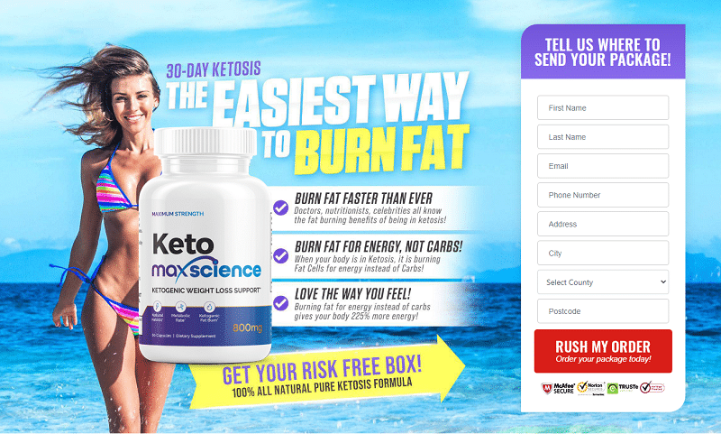 Keto Max Science UK [MUST READ]: Benefits, Side Effects, Does it Work?