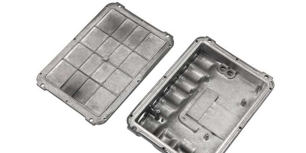 What parts can Aluminum Die Casting make?