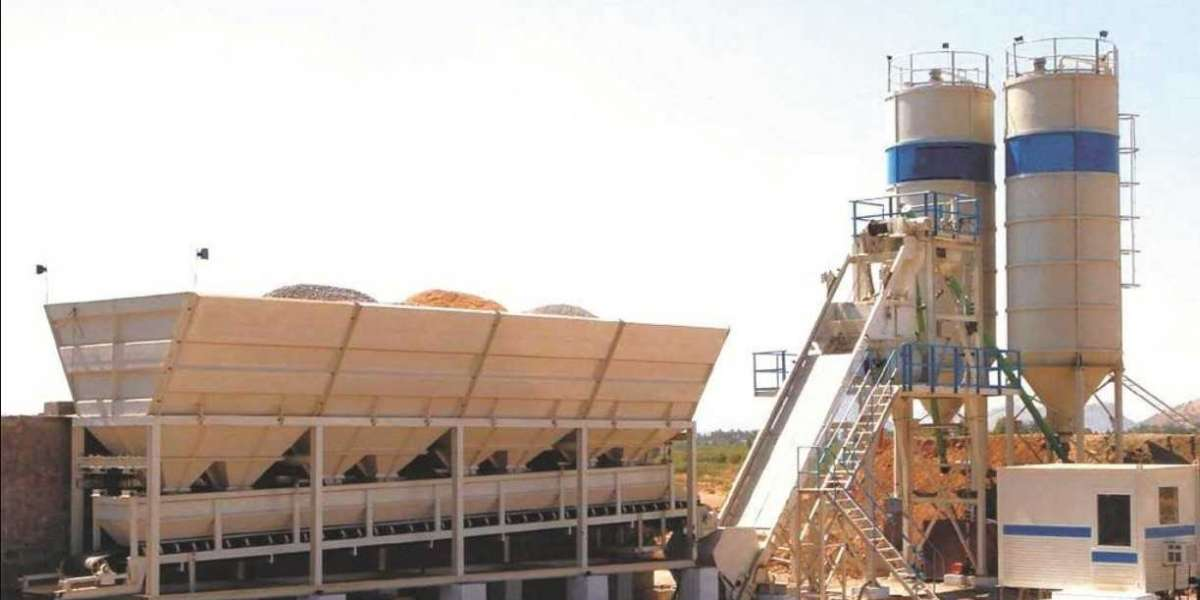 Looking For A Concrete Plant On The Market?