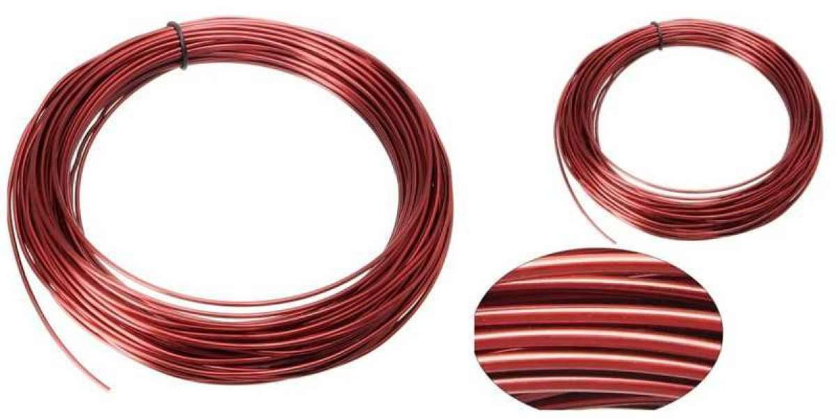 What Are the Functions of Different Enameled Wires