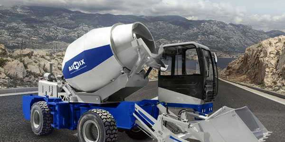 Finding The Right Self Loading Concrete Mixer Suppliers