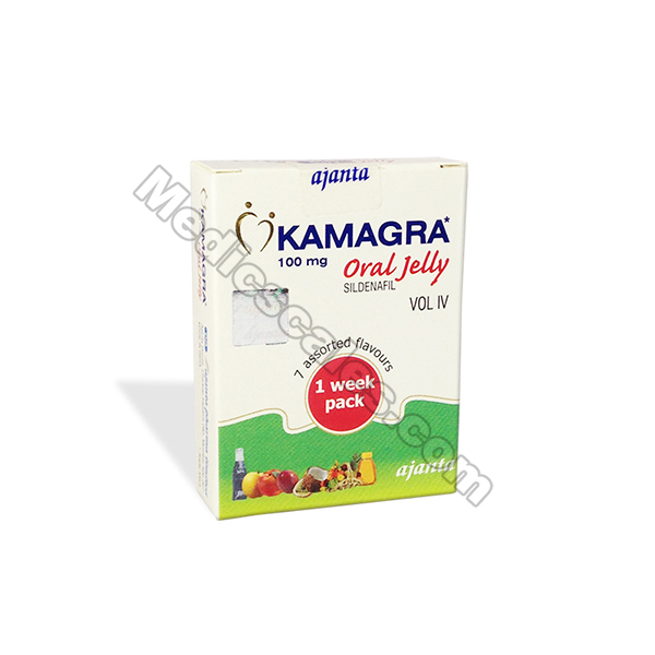Kamagra Oral Jelly (Sildenafil Citrate) a Usefull Treatment for ED