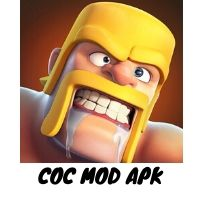 Clash of Clans Mod Apk Latest 2021 {Unlimited Gold, Gems and Elixir}