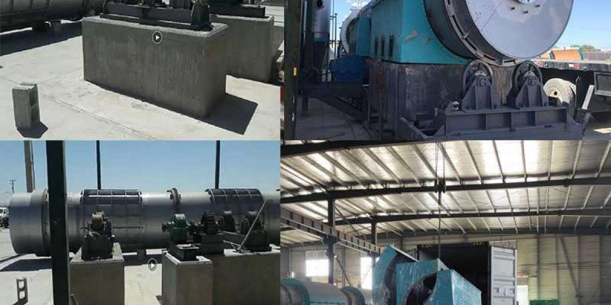 Methods For Purchasing The Right Pyrolysis Plant