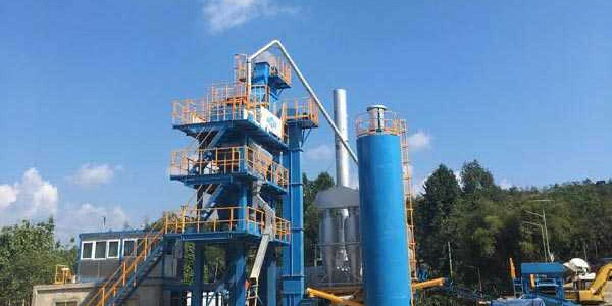 How to Buy A Reliable Asphalt Plant online