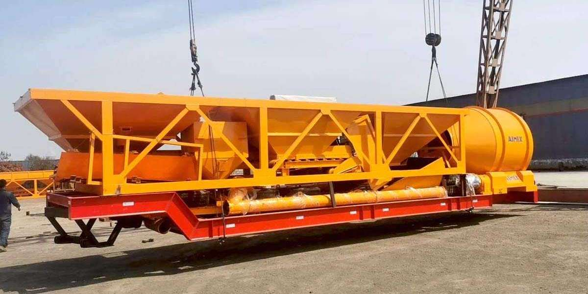 How To Get The Best Portable Concrete Batch Plant On The Market