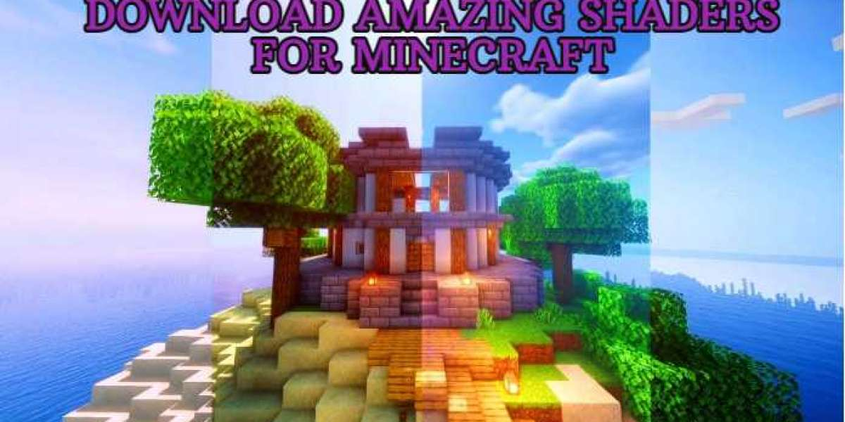 DOWNLOAD AMAZING SHADERS FOR MINECRAFT