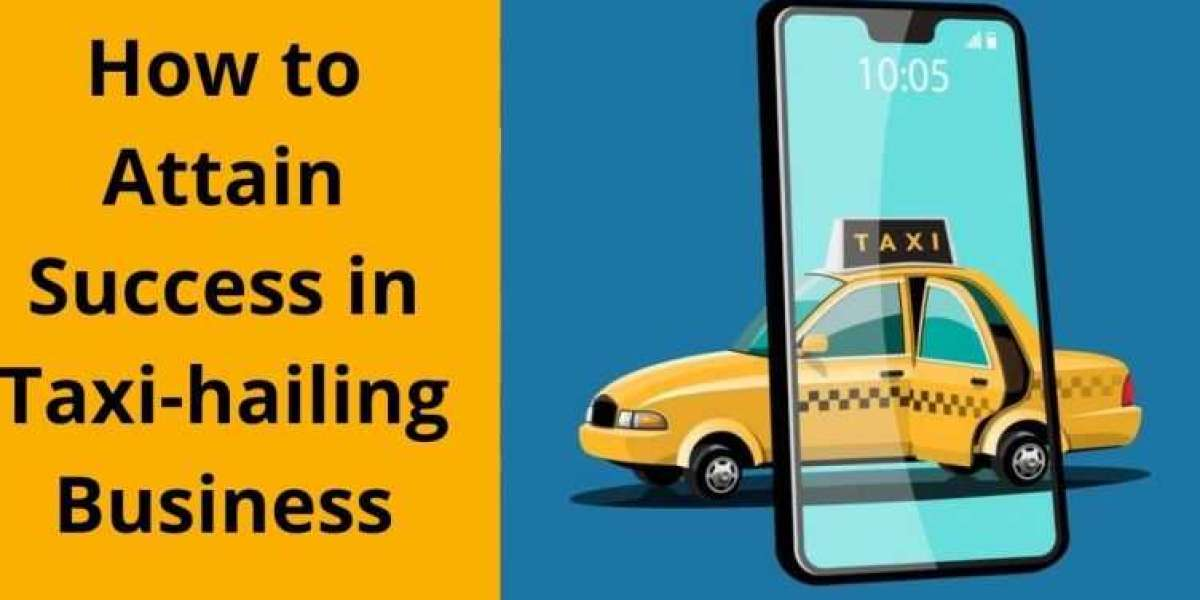 How to Attain Success in Taxi-hailing Business