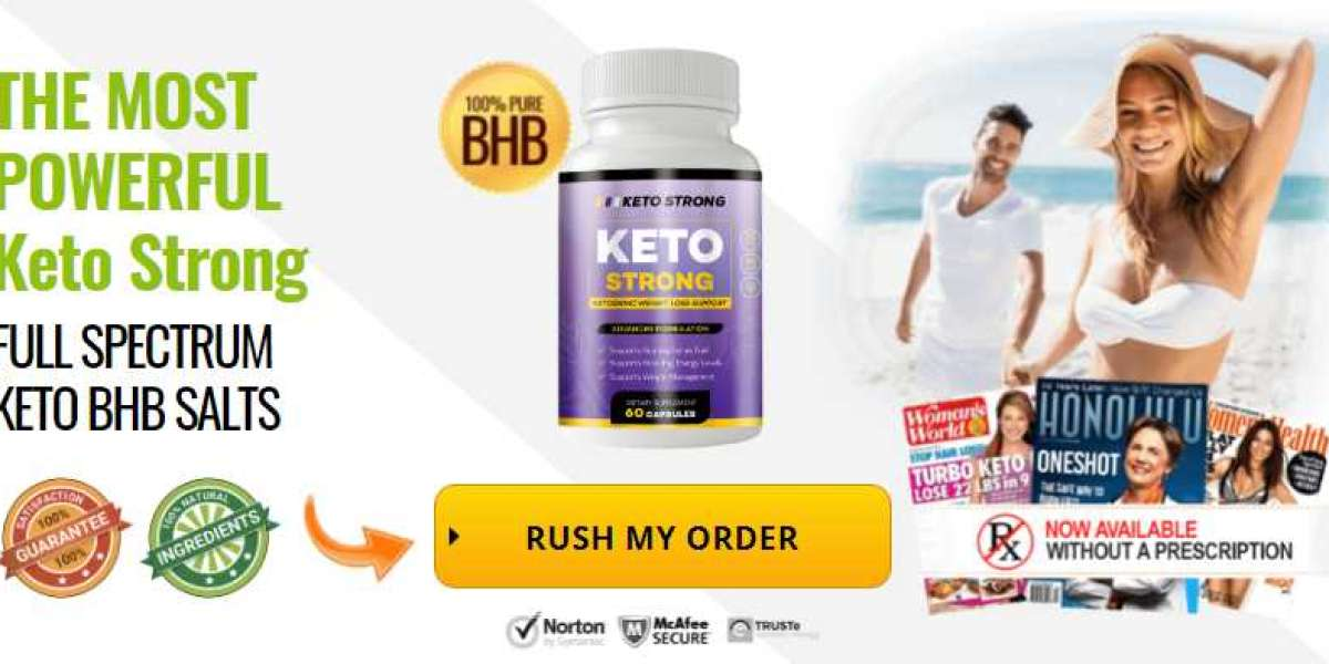 what is Keto Strong Price