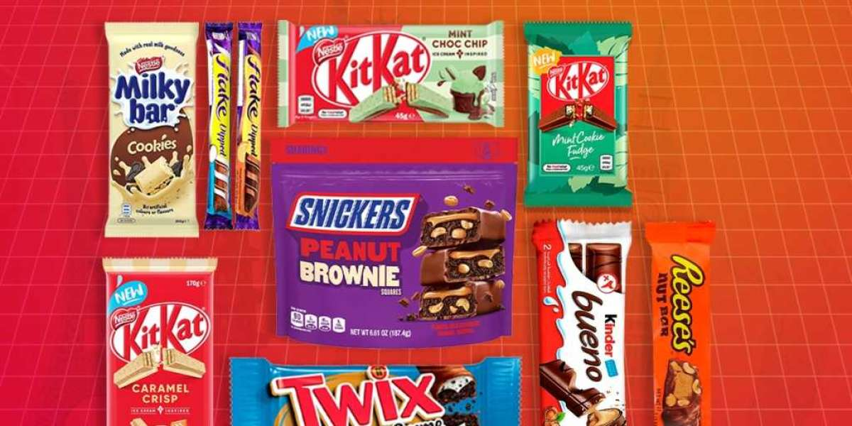 Buy Imported Chocolates Online in India